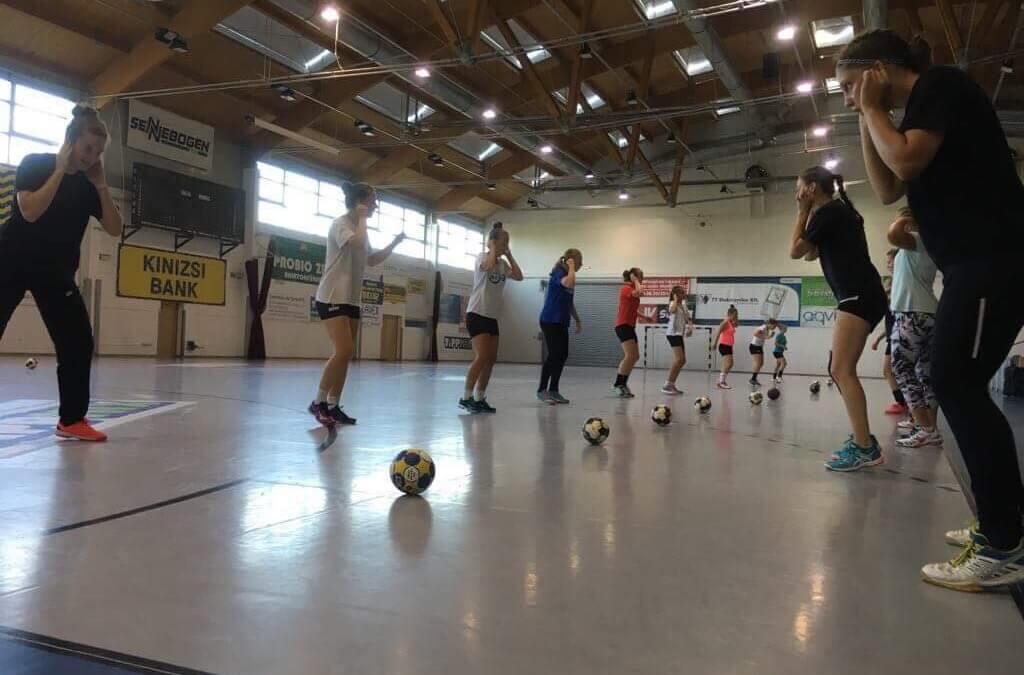 Balatonfüredi edzőtábor
